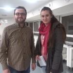 """Jorge Villar: """"Los alumnos me enseñan cosas que desconozco"""""""