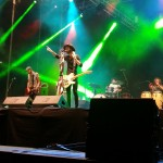 Leiva abre la lista de conciertos de la Volvo Ocean Race