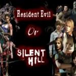 La generación clásica del terror, Resident Evil y Silent Hill