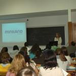 Actiu y Miniland colaboran con los alumnos del Grado de Publicidad de la UA