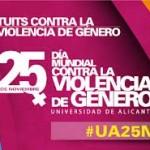 140 caracteres contra la violencia de género en la Universidad de Alicante