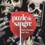 """José Paya i Mario Martínez presenten """"Puzle de Sangre"""""""