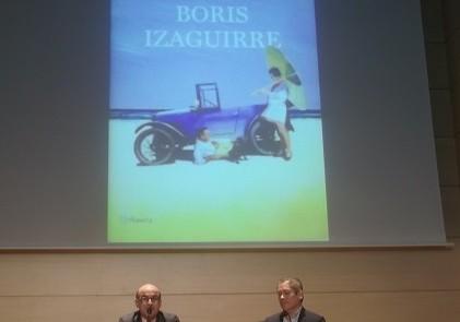 Boris Izaguirre presenta su nueva novela en Alicante