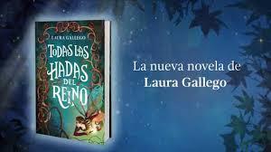 El nuevo reino de Laura Gallego