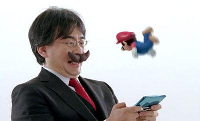 Satoru Iwata, la imaginación tras el código