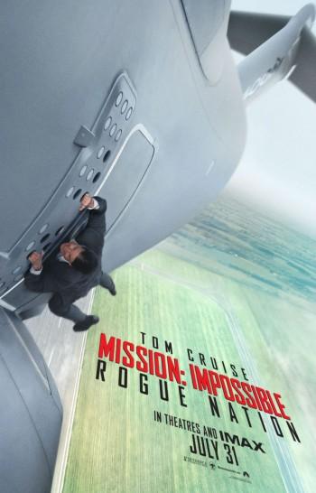 """""""Misión: Imposible – Nación Secreta"""", vuelve el gran cine de espionaje"""