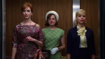 La importancia de las mujeres en la serie.