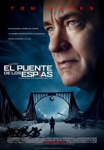 """""""El puente de los espías"""", un realizador firme"""