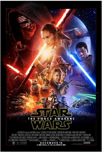 """""""Star Wars: El despertar de la fuerza"""", Una nueva esperanza"""