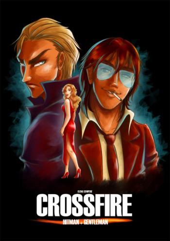 """""""En Crossfire quería hablar de amistades conflictivas"""""""