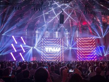 La 11ª edición del The Next Web triunfa en Amsterdam
