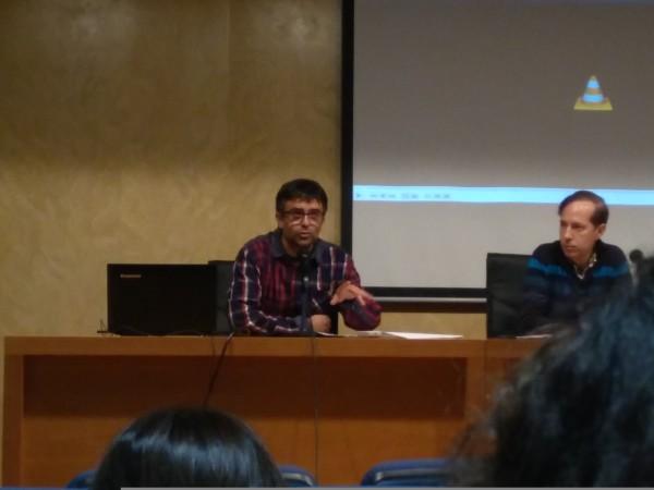 Presentació del documental Ser a la frontera Sud