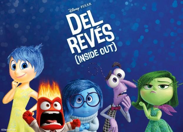 Del reves (inside out)