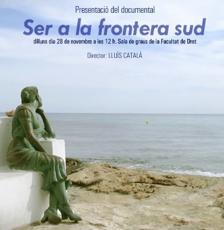 Portada del documental Ser a la frontera Sud