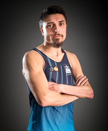"""Antonio Andújar: """"Los médicos decían que sería imposible volver a correr"""""""
