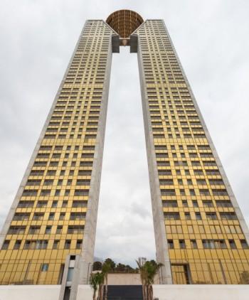 «El ganador de la carrera de la altura», el edificio In Tempo