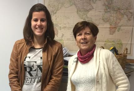 Decana de Educación de la Universidad de Alicante