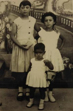 Antonia y sus hermanas durante el franquismo