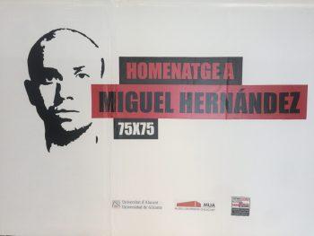 Reviviendo la memoria histórica de Miguel Hernández