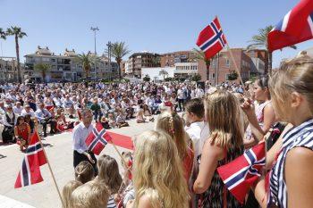 """La Comunidad Valenciana, el """"paraíso"""" para los noruegos"""