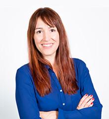 """Carolina Benavent, profesora asociada a la UA: """"Siempre me interesó el mundo de las Relaciones Públicas"""""""