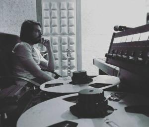 Álex Román, productor y músico: «Me gusta conocer talentos nuevos»