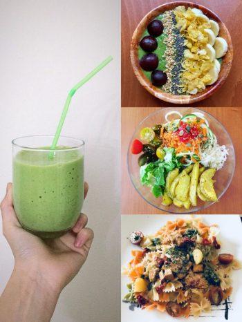 Dieta vegetariana, más que una moda