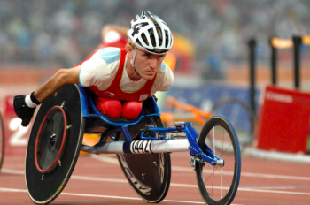 """Santiago Sanz, atleta profesional: """"Que el ser humano descubra sus propios límites"""""""