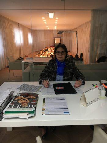Isabel Pertusa: «Los integrantes de la empresa somos una gran familia»