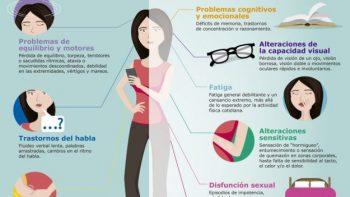 Esclerosis múltiple, la enfermedad que te apaga lentamente