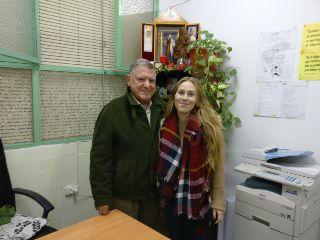 Salvador Silva: «Nuestra misión es cortar la raíz que ata a las personas al inmenso campo de la pobreza»