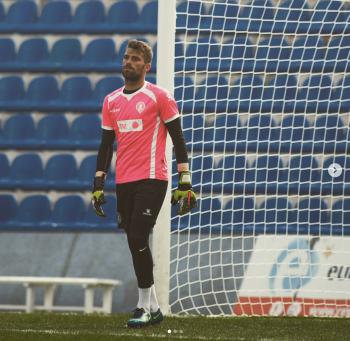 """Iván Buigues: """"Al principio no me gustaba el fútbol"""""""