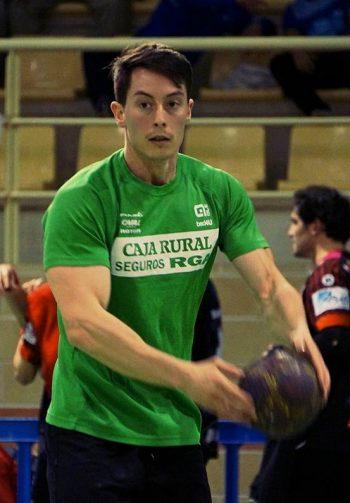 """Alejandro Arias """"El balonmano es mi pasión"""""""