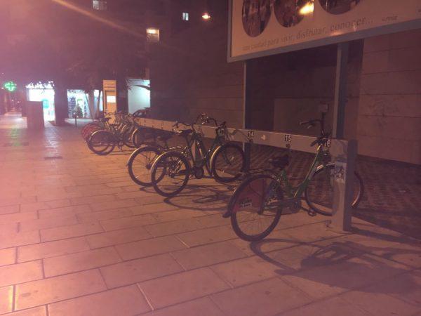 Otro de los medios de transporte que existen en San Vicente.