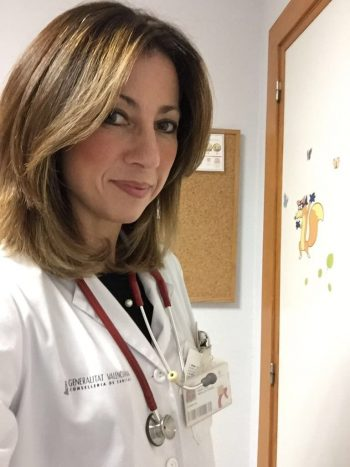 """María José Miralles Parres, Doctora: """"Es un orgullo  haber recibido este logro"""""""