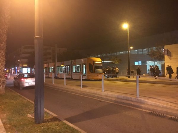 El tram de Alicante.