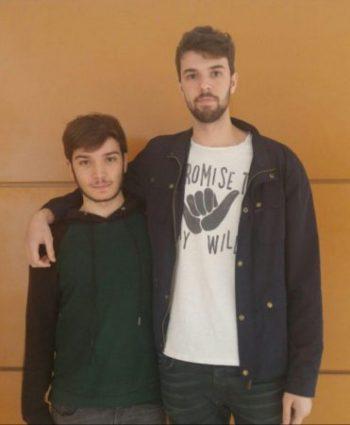 """Raúl Idáñez, estudiante:  """"La universidad de Alicante siempre está en las primeras opciones de los estudiantes"""""""