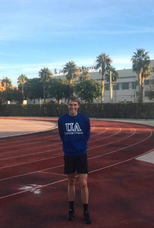 """Lasse Lührs: """"Mi máxima motivación es poder competir en los Juegos Olímpicos de 2020"""""""