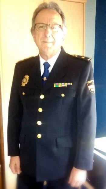Jesús Luengo Rodríguez: «La Policía no deja de ser un reflejo de la sociedad»
