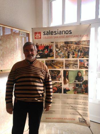 """José Miguel Gambín: """"Yo creo que lo que nos caracteriza es el ambiente de relación"""""""