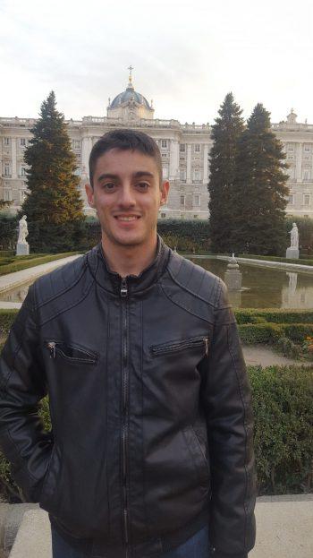 """José Pinilla: """"Entrar en la Universidad es una de las mejores cosas que me han pasado"""""""