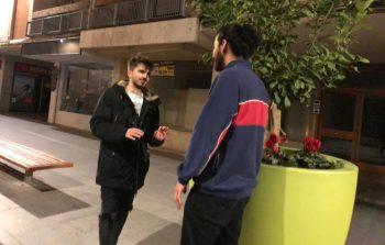 """Ramiro Hoyos: """"En España se ha estandarizado lo de ser un nini"""""""