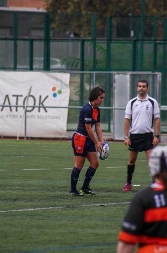 """Laura García Castañeda: """"El Rugby es un equipo de familia"""""""