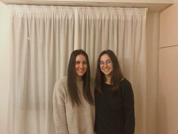 """Cristina Béjar: """"Trabajar y estudiar a la vez es una buena de poner en práctica los conocimientos que has adquirido"""""""