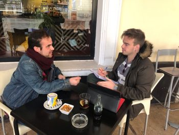 "Borja Lillo: ""De cada papel que he interpretado, he aprendido algo"""