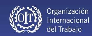Logo Organización Internacional del Trabajo font: pàgina oficial de la OIT