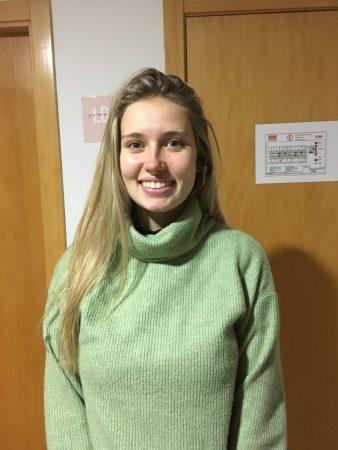 Foto de la entrevistada, Daniela.