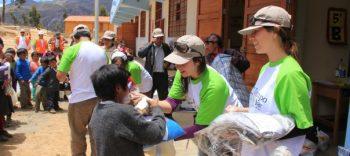 La crisis afecta de manera positiva al voluntariado.